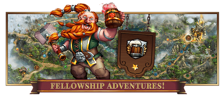 Elvenar Fellowship Adventures
