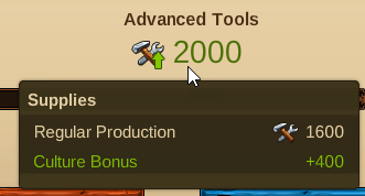 Elvenar Workshop Culture Bonus