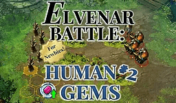 Gems, elvenar