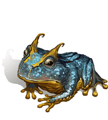 Faineant Frog I