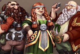 Elvenar Dwarves Chapter