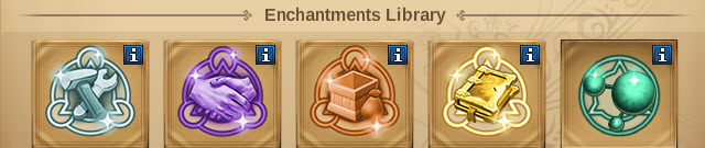 Elvenar Enchantment Items