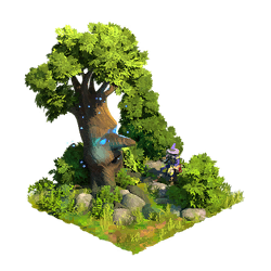 Hedge Bear Treant